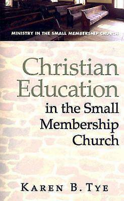 Christian Education in the Small Membership Church - eBook [ePub]
