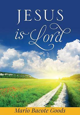 Picture of Jesus Is Lord ( in Fancy Font)