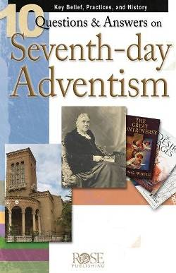 Picture of 10 Question & Answer on Seventh-day Adventism Pamphlet