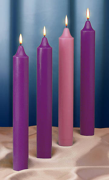 Advent Candle 12 X 1 1/2