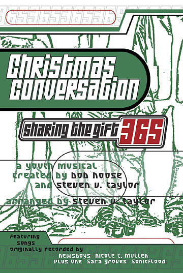 Christmas Conversation Choral Book