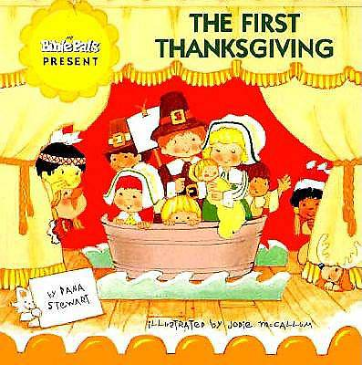 Picture of First Thanksgiving-My Bible Pa