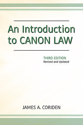 Picture of An Introduction to Canon Law