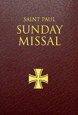 Picture of Saint Paul Sunday Missal