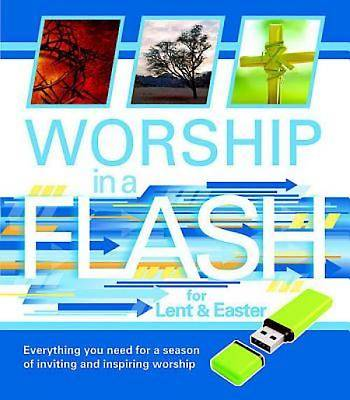 Picture of Worship in a Flash for Lent & Easter