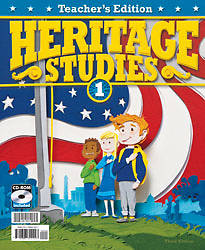Heritage Studies Teacher Book with CD Grade 1 3rd Edition