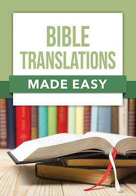 Picture of Bible Translations Made Easy
