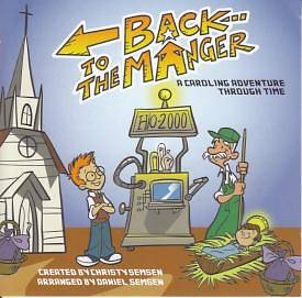 Back to the Manger Listening CD