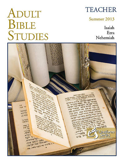 Adult Bible Studies Teacher Summer 2013 - Download