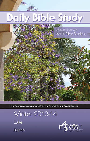 Daily Bible Study Winter 2013-2014 - eBook [ePub]