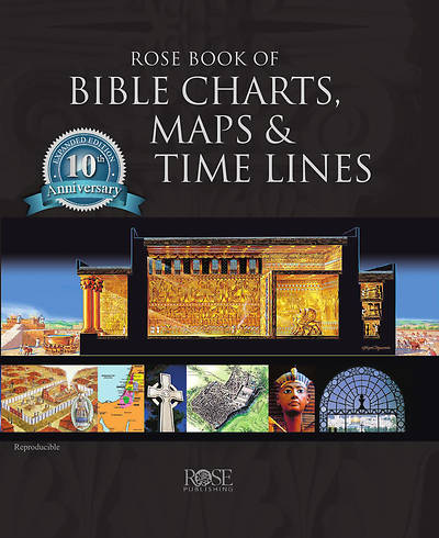 Picture of Rose Book of Bible Charts, Maps, and Time Lines