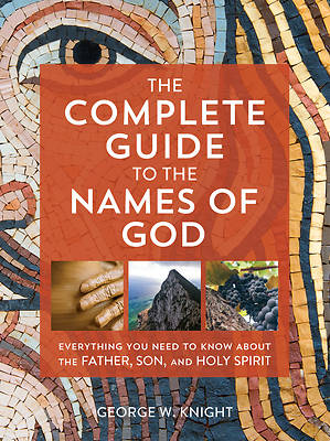 Picture of The Complete Guide to the Names of God