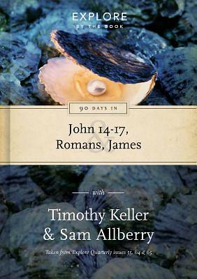Picture of 90 Days in John 14-17, Romans and James