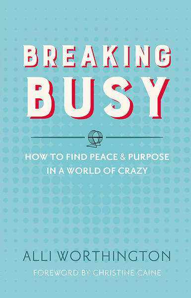 Picture of Breaking Busy