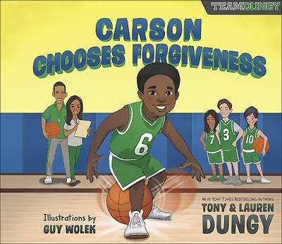 Picture of Carson Chooses Forgiveness