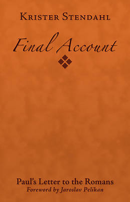 Picture of Final Account