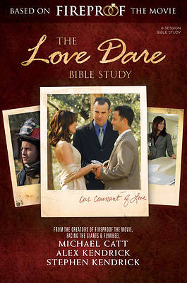 Picture of The Love Dare Bible Study