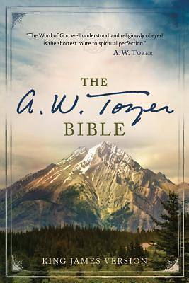 Picture of A.W. Tozer Bible-KJV