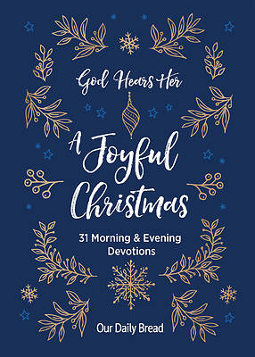 Picture of God Hears Her, a Joyful Christmas