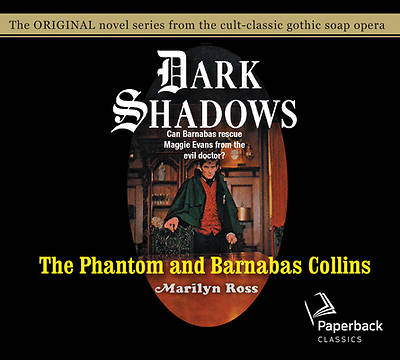 Picture of The Phantom and Barnabas Collins