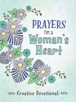 Picture of Prayers for a Woman's Heart Creative Devotional