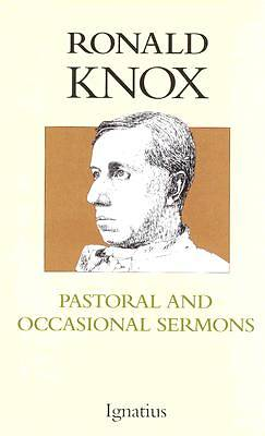 Pastoral and Occasional Sermons