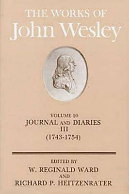 Picture of The Works of John Wesley Volume 20