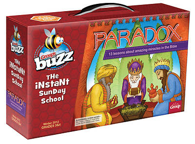 Groups Buzz Paradox Kit  Grades 3 & 4 Winter 2012-13