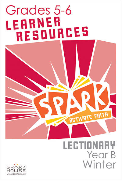 Picture of Spark Lectionary Grade 5-6 Learner Leaflet Year B Winter