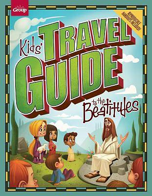 Picture of Kids' Travel Guide to the Beatitudes