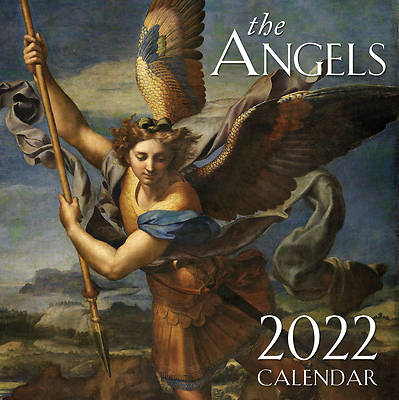 Picture of 2022 the Angels Wall Calendar