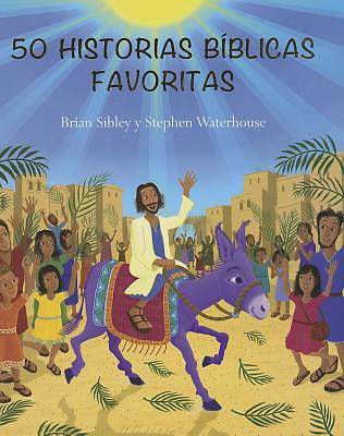Picture of 50 Historias Biblicas Favoritas (50 Favorite Bible Stories)