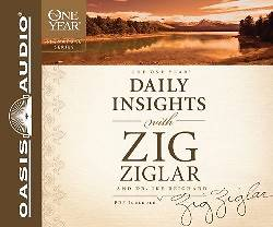 The One Year Daily Insights with Zig Ziglar and Dr. Ike Richard