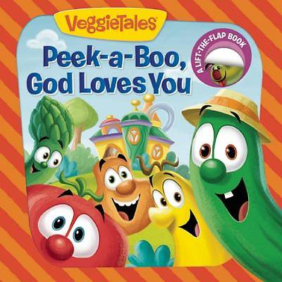 Peek-A-Boo, God Loves You