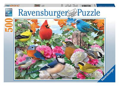 Picture of Garden Birds 500 Piece Puzzle