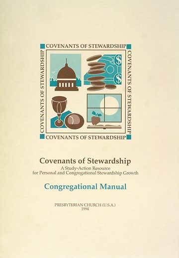 Covenants of Stewardship Congregational Manual