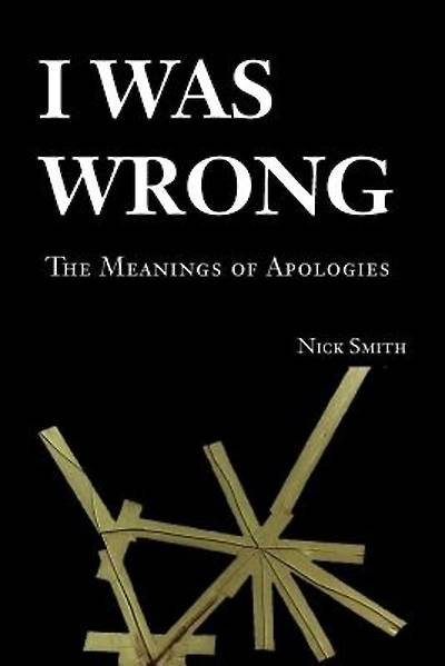 Picture of I Was Wrong