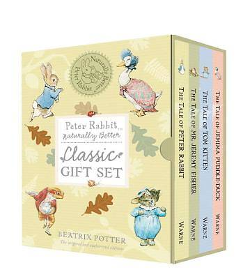 Peter Rabbit Naturally Better Classic Gift Set
