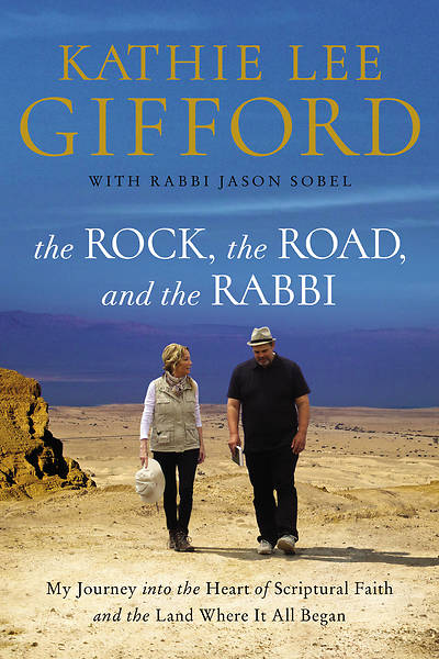 Picture of The Rock, the Road, and the Rabbi