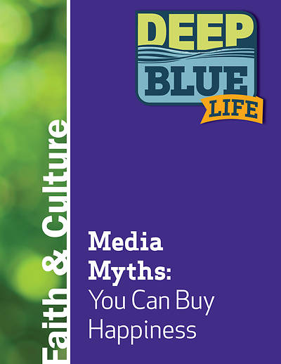 Picture of Deep Blue Life: Media Myths: You Can Buy Happiness Word Download
