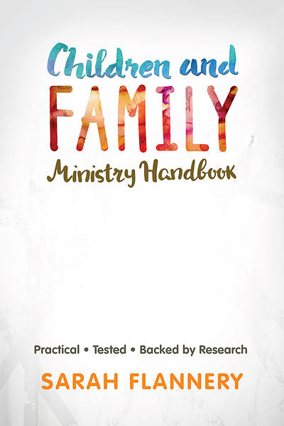 Picture of Children and Family Ministry Handbook