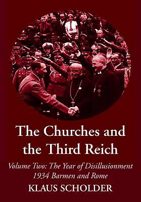 Picture of The Churches and the Third Reich