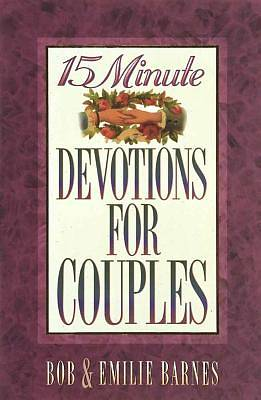 Picture of 15 Minute Devotions for Couples