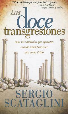 Las Doce Transgreciones - Pocket Book