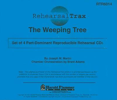 The Weeping Tree Rehearsal Trax CD