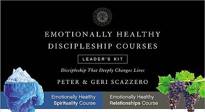 Emotionally Healthy Spirituality Course Leaders Kit