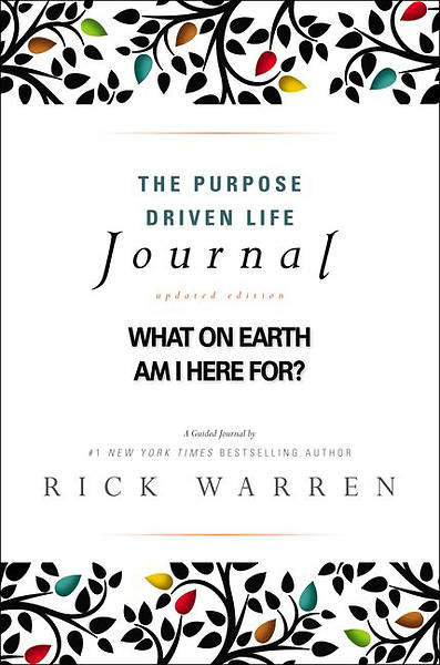 Picture of The Purpose Driven Life Journal