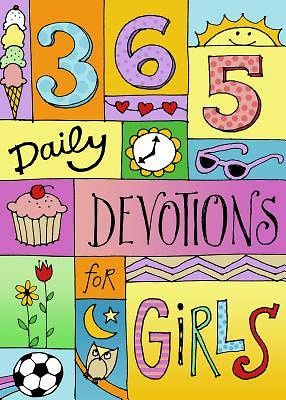 Picture of 365 Devotions for Girls