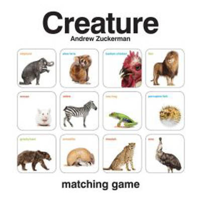 Picture of Creature Matching Game