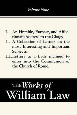 Picture of A Humble, Earnest, and Affectionate Address to the Clergy; A Collection of Letters; Letters to a Lady Inclined to Enter the Romish